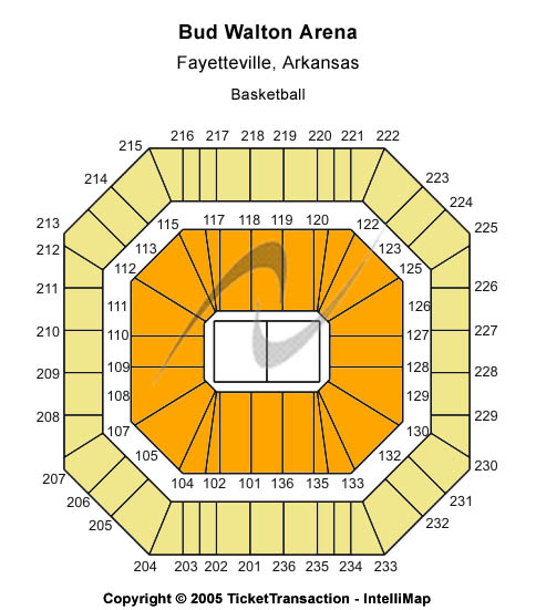 Cheap Bud Walton Arena Tickets