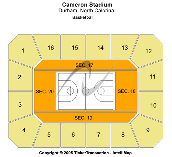 Cheap Cameron Indoor Stadium Tickets