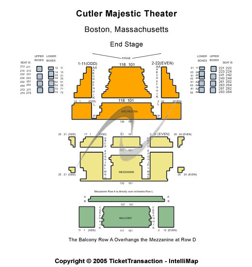 Cheap Cutler Majestic Theatre Tickets
