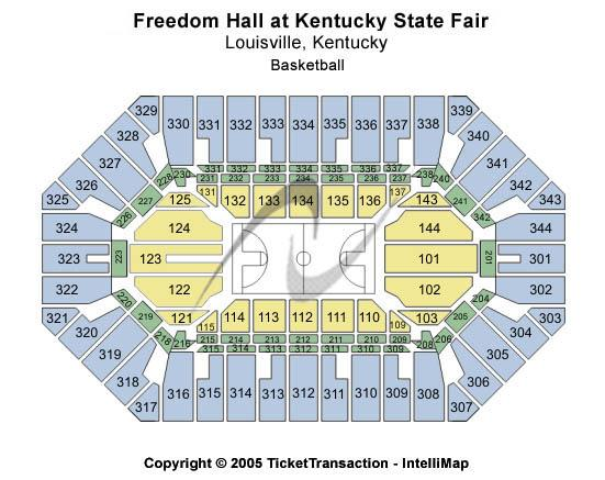 Cheap Freedom Hall At Kentucky State Fair Tickets