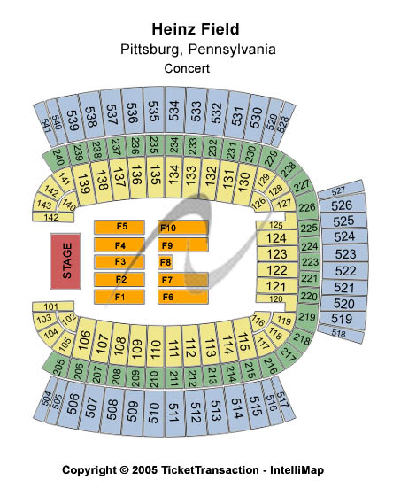 cheap heinz field tickets