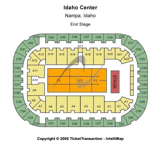 Cheap Idaho Center Tickets