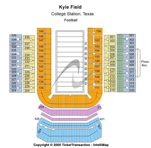Cheap Kyle Field Tickets