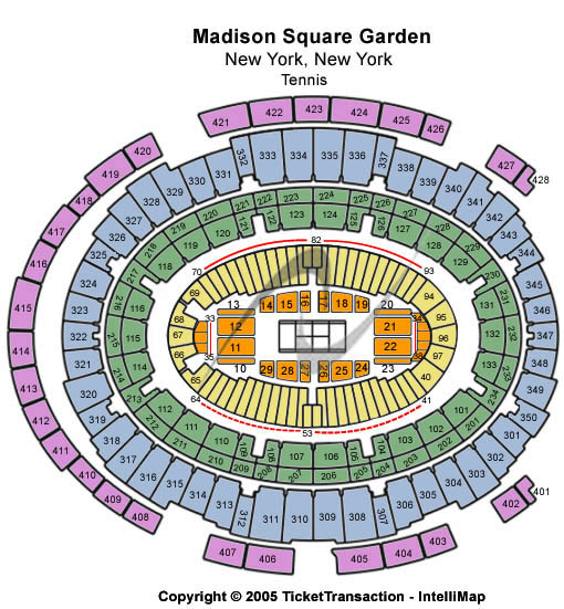 Madison Square Garden - Other Tickets