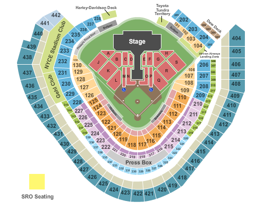 One Direction Miller Park Seating Chinese Seafood Restaurant