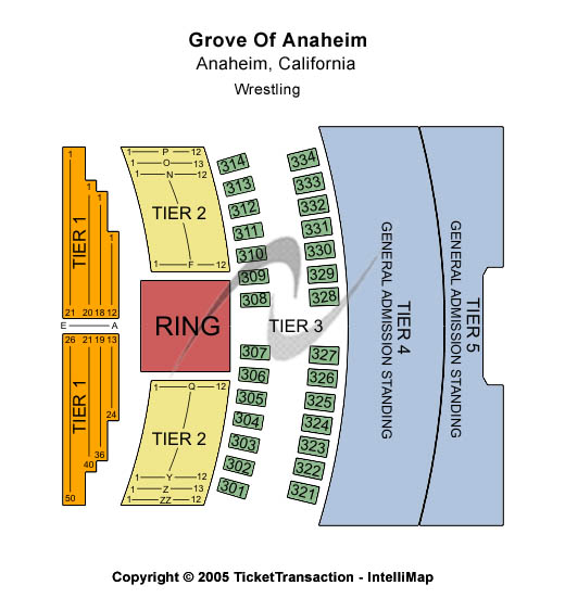 Cheap The Grove Of Anaheim Tickets