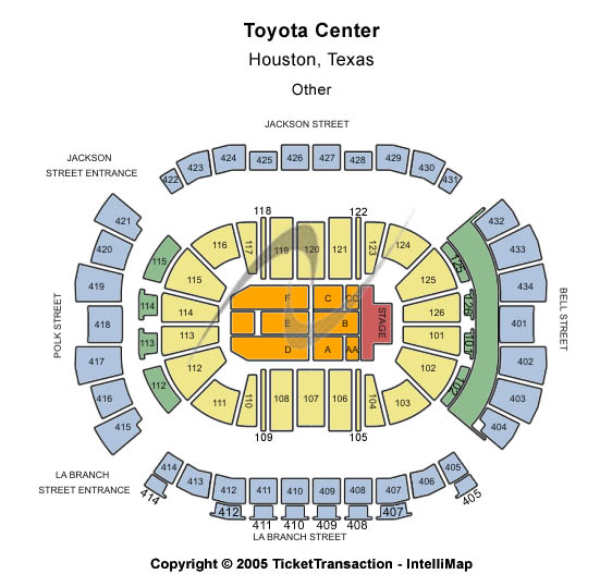 Toyota Center Tx Other Tickets