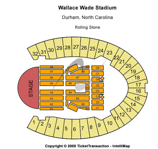Blue Jackets Seating Chart